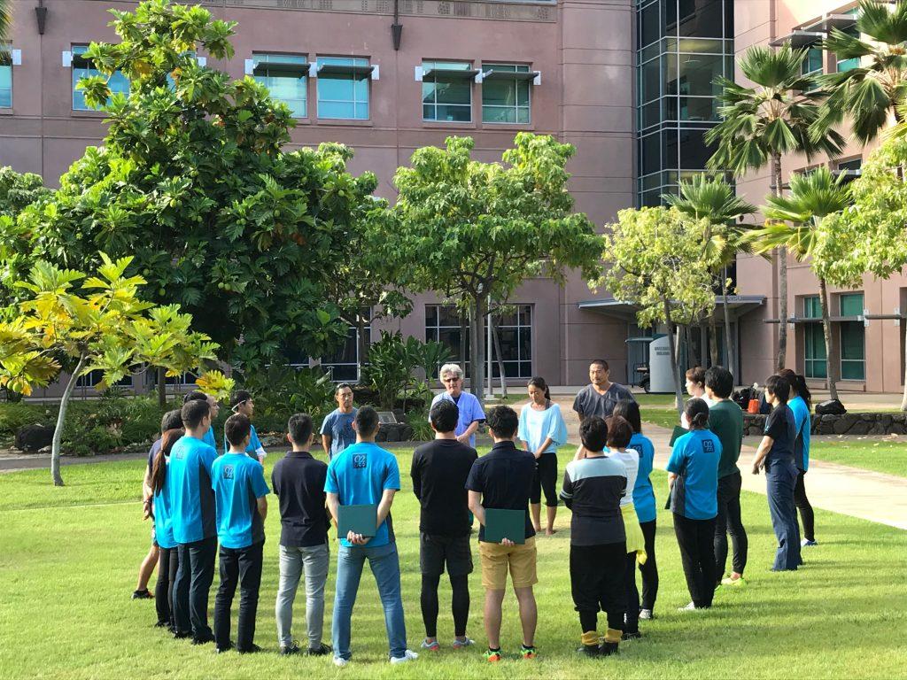 ハワイ大学御献体プログラムについて