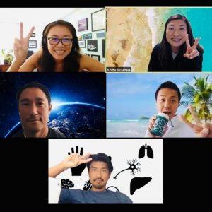 4/26 【ハワイ大学講師陣Zoomミーティング】大好評につき第2弾企画だそうですよ